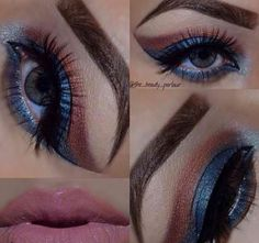 Love this lip and shadow combination!!!!