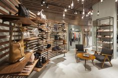 Jigsaw Westfield Store by Checkland Kindleysides, London – UK » Retail Design Blog