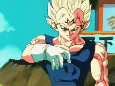 """My Girlfriend's favorite part of Dragonball Z. """"Is it slavery when you get what you want?!"""" #SonGokuKakarot"""