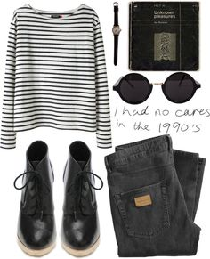 """""""1990s"""" by ferned ❤ liked on Polyvore"""