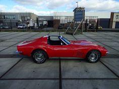 Chevrolet Corvette Targa T-Top Cabrio C3 350CI V8 - 1971