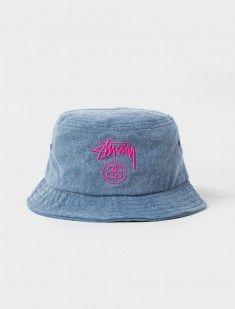 adab196e3f3 Stock Lock Pigment Dye Bucket Hat Bucket Hat