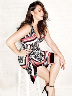 The Curvy Fashionista | #LovedbyCandice for Elena Miro Collection