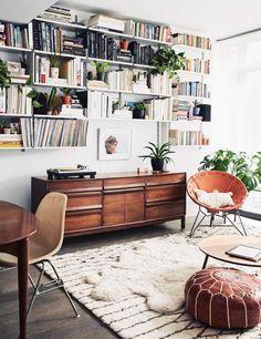 35 Scandinavian Living Room Design for Best Home Decoration Boho Living Room, Home And Living, Living Room Decor, Modern Living, Dining Room, Small Living, Danish Living Room, Decor Room, Living Spaces