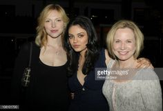 Laura Prepon Mila Kunis and Debra Jo Rupp during 'That '70s Show' Series Wrap Party Inside in Los Angeles California United States