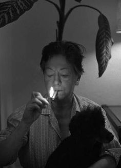 """Dorothy Parker - """"I'm too fucking busy, and vice versa."""""""