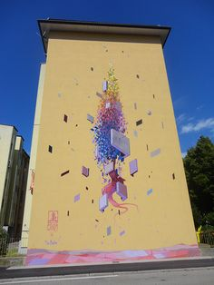 Etnik - Without Frontiers, Quartiere Lunetta, Mantova