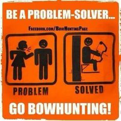 """BOW HUNTER HOODIES""- Here is one scary pin folks, go kill anyone giving you a problem..."