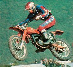 Marty Smith ( Honda ).