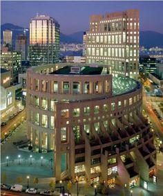 Vancouver Public Library, Vancouver, British Columbia