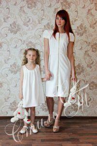 Комплект для мамы и дочки «Леди»