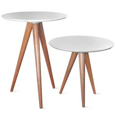 A Side table is on sale Large Table, Small Tables, Side Tables, Cheap Furniture, Modern Furniture, Mesa Retro, Decorative Plaster, Wood Plant Stand, Wooden Dining Tables