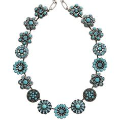 Mariana Silver Plated Statement Flowers Swarovski Crystal Necklace. Available at www.regencies.com