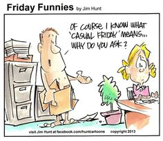 Friday Funnies