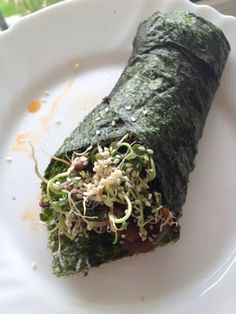 Sushi roll Fit Food Travel