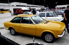 Image result for fiat 124 bc sport coupe