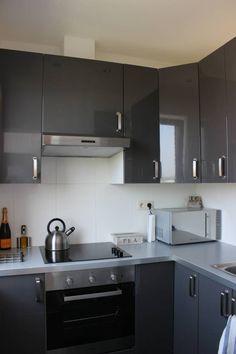 (de INSIDE Your Home) #petite #cuisine - small kitchen