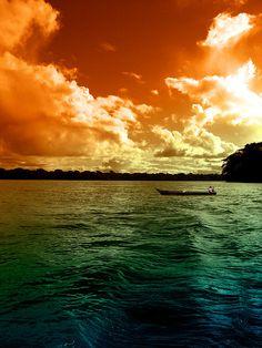 Amazon River Perú