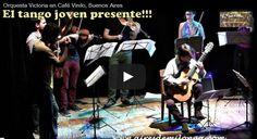 Una buena orquesta del tango joven  #airesdemilonga #milonga #tango #milongueros #tangoBA #ArgentineTango #video