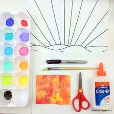 Connecting curriculum and creativity through art.