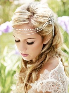 116 Vintage Wedding Hair Accessories Trend and Ideas