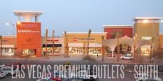 Las Vegas Premium Outlets - South