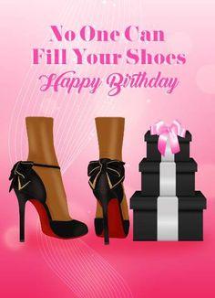 Happy Birthday Black, Happy Birthday Greetings Friends, Happy Birthday Woman, Happy Birthday Wishes Images, Birthday Wishes For Friend, Happy Birthday Celebration, Happy Birthday Flower, Birthday Blessings, Birthday Wishes Cards