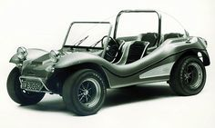 … 1968  La grosse mode : le Dune Buggy