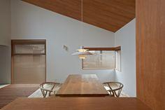 house in daitakubo ~ komoda architects