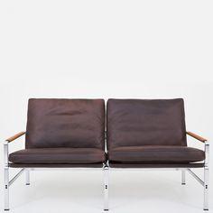 FK 6720 - 2 pers. sofa