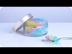 Badesalz selber machen | Geburtstagsgeschenke | DIY Geschenke & Geschenkideen | chestnut! - YouTube