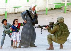 How has the world allowed the Palestinian's to go through this opression in their own land in this day and age ? Strangers in their own land.