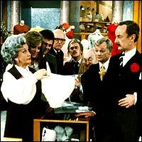 Are You Being Served? British sitcom... CLASSIC!!!!!!!!