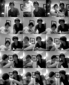 Fetus Larry - I don't think Larry is real.but i love their bromance Harry Edward Styles, Harry Styles, One Direction Group, Larry Shippers, Just Love Me, Louis And Harry, Larry Stylinson, Best Couple, Louis Tomlinson
