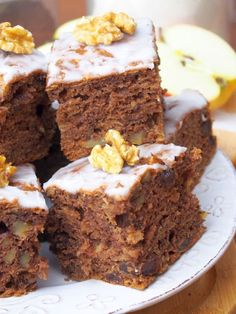 Szefowa w swojej kuchni. ;-): Ciasto wiewiórka Muffin Recipes, Cake Recipes, Breakfast Menu, Food Cakes, Recipies, Cooking Recipes, Sweets, Snacks, Aga