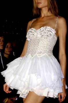 The perfect reception dress for brides that want to party