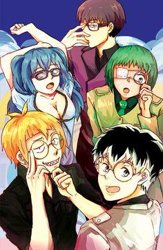 Glasses :v