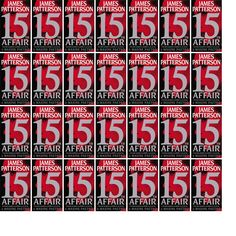 """Wednesday, June 29, 2016: The Oxford Public Library has one new bestseller in the Mysteries & Thrillers section.   The new title this week is """"15th Affair."""""""
