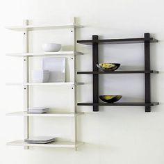 Wooden Wall Hanging Shelves