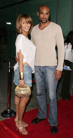 Nicole Ari Parker and husband Boris Kodjoe Nicole Ari Parker, Boris Kodjoe, Power Couples, Famous Couples, Interracial Couples, Fashion Gallery, Dark Beauty, Beautiful Family, Celebs