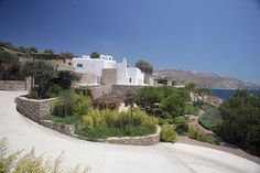 Green Architecture by BC EstudioGREEN pamekas house mykonos