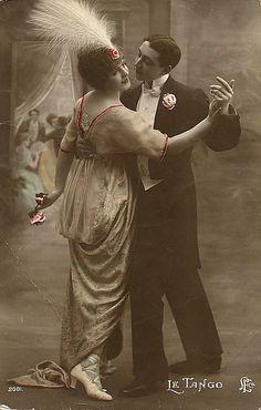 1920's Ballroom Le Tango