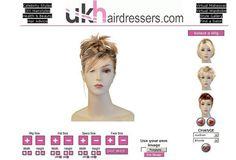 Bezpieczna zmiana fryzury... w Internecie!