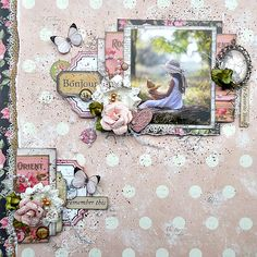 My Creative Scrapbook: April Kits Sneak Peeks