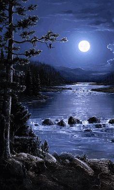 """Elzira Gloria """" Seja humilde, pois,até o Sol com toda a sua grandeza se põe e deixa a Lua brilhar..."""