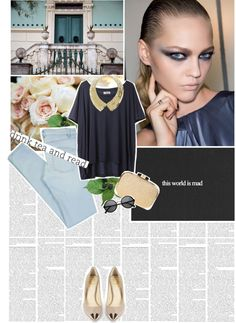 """""""Autumn wind"""" by bettina0123 ❤ liked on Polyvore"""