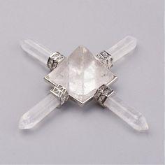 Bergskristall,+generator+kristall++88x88mm+AAA