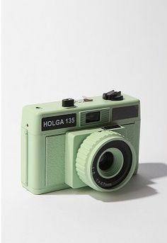 Holga was born in Hong Kong in 1982 and bucks almost every camera design trend of the day.