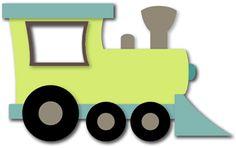 Silhouette Online Store - View Design #33364: locomotive