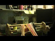 Rigid Heddle Weaving: Warping Alone